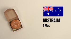 bigmac Australie