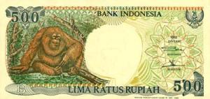 Indonésie - La Rupiah - Monnaie Indonésienne(2)